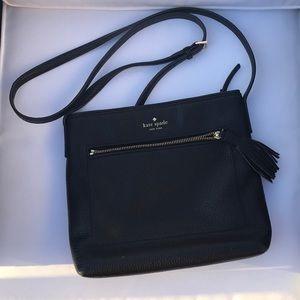 ♠️ Kate Spade ♠️ black leather purse